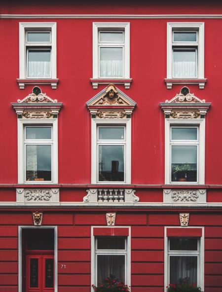 Обследование исторических зданий.