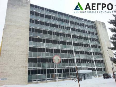 Обследование здания Инженерно-лабораторного корпуса