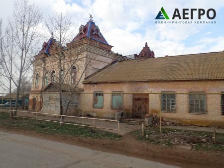 Анализ внешнего вида фаса здания