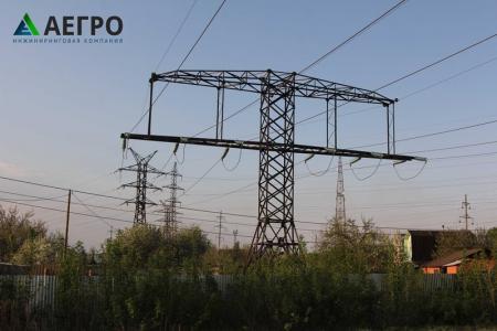 ВЛ 110 кВ в Пермском крае