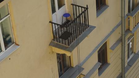 Обследование балконов в Санкт-Петербурге.